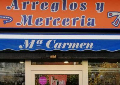 ARREGLOS Y MERCERÍA Mª CARMEN
