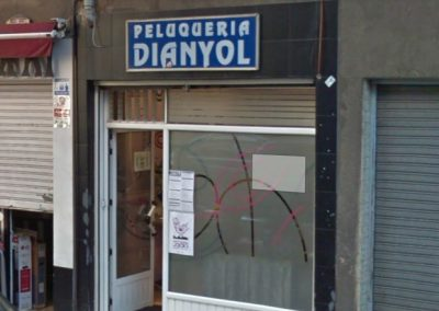 PELUQUERÍA DIANYOL